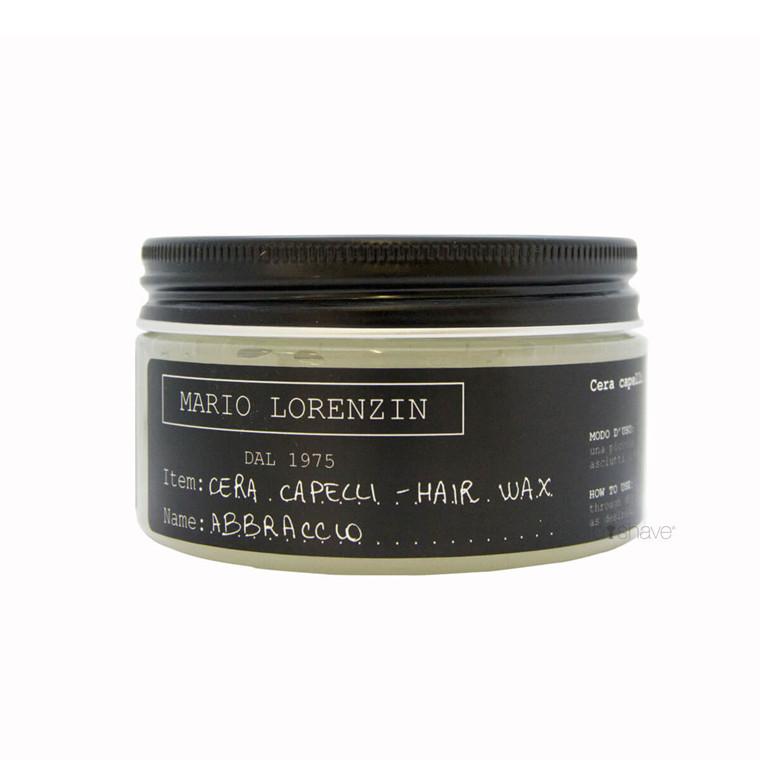 Mario Lorenzin 1975 Hair Wax, Abbraccio, 100 ml.