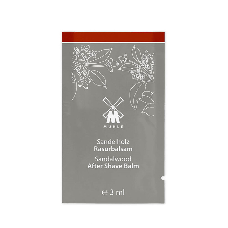 Mühle Aftershave Balm, Sandeltræ, SAMPLE