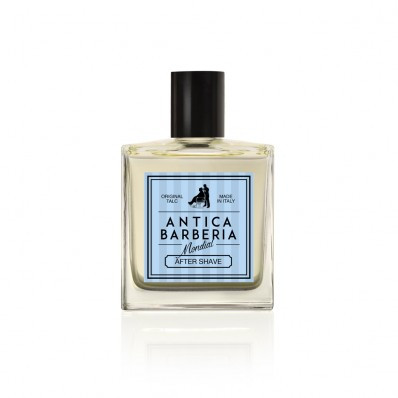 Mondial Antica Barberia After Shave Lotion, Original Talc, 100 ml.