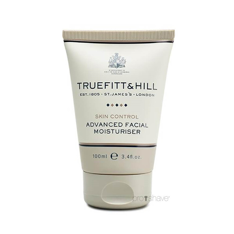 Truefitt & Hill Advanced Facial Moisturiser, 100 ml.