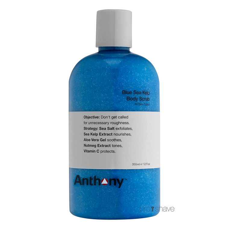 Anthony Blue Sea Kelp Bodyscrub, 355 ml.