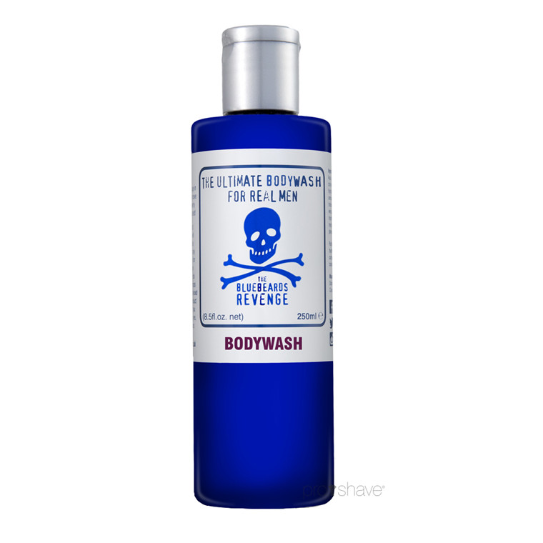 Bluebeards Revenge Concentrated Bodywash, 250 ml.