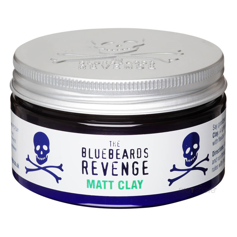 Bluebeards Revenge Matt Clay, 100 ml.