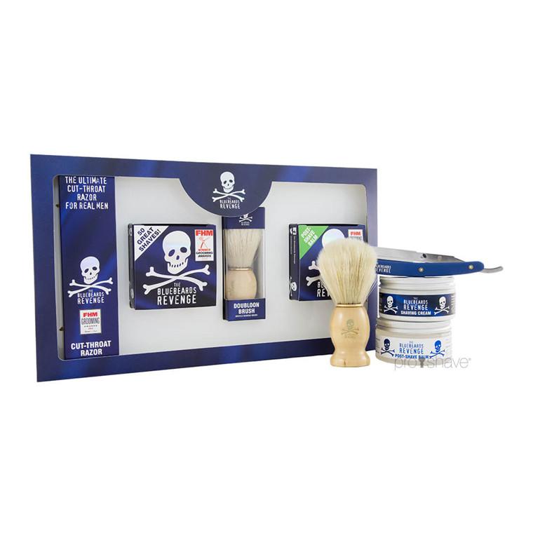 Bluebeards Revenge Cut-Throat Razor Kit
