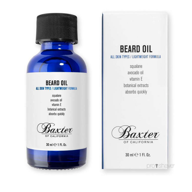 Baxter of California Beard Grooming Oil, 30 ml.