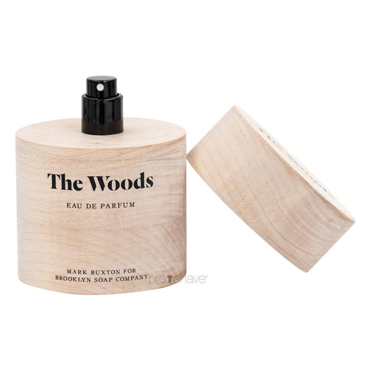 Brooklyn Soap Company The Woods Eau de Parfum, 50 ml.