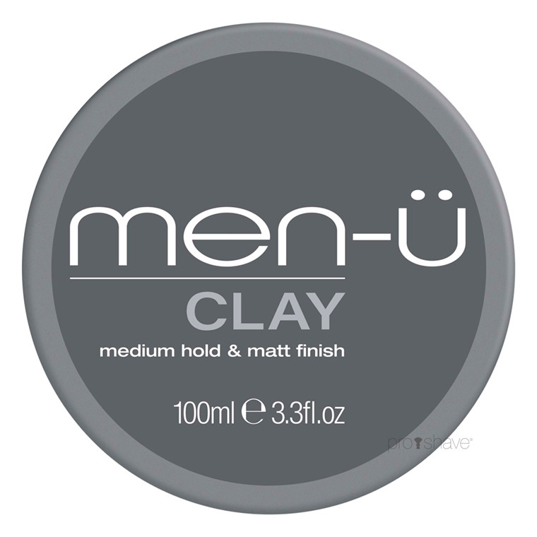 men-ü Clay, 100 ml.