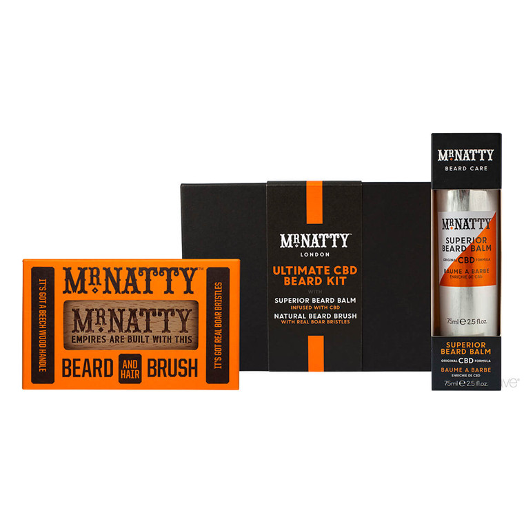 Mr Natty Ultimate CBD Beard Kit