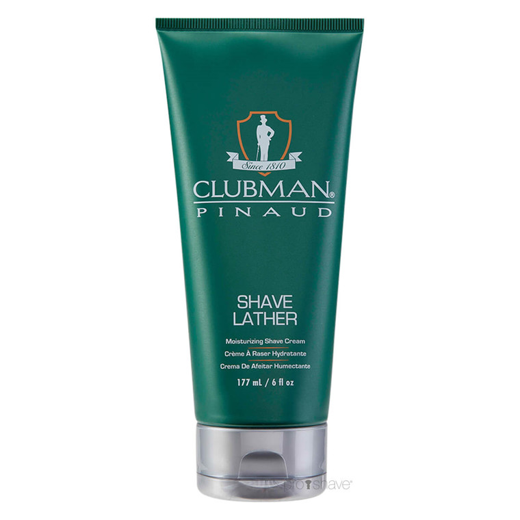 Pinaud Clubman Shave Lather, 177 ml.