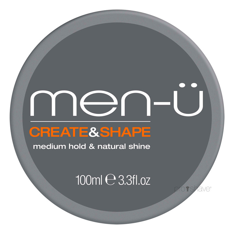 men-ü Create & Shape, 100 ml.