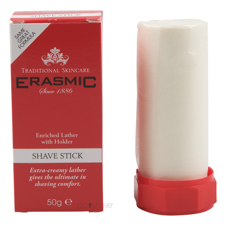 Erasmic Classic Shaving Stick, 50 gr.