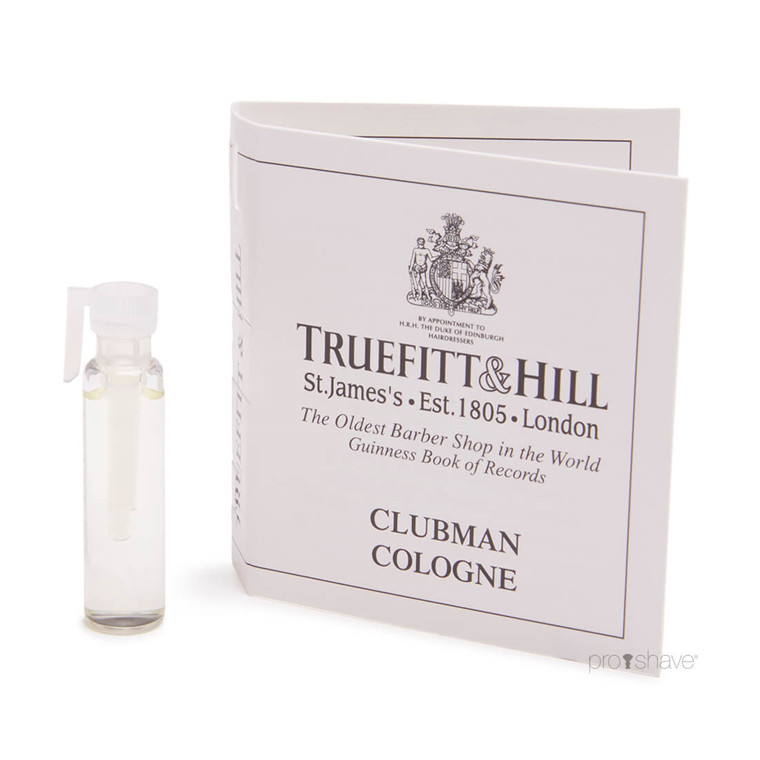 Truefitt & Hill Duftprøve Clubman