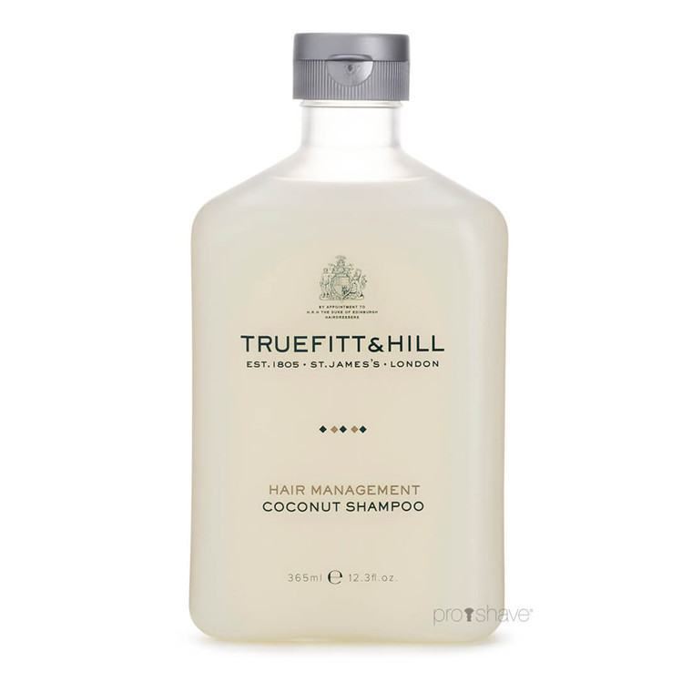 Truefitt & Hill Coconut Shampoo, 365 ml.