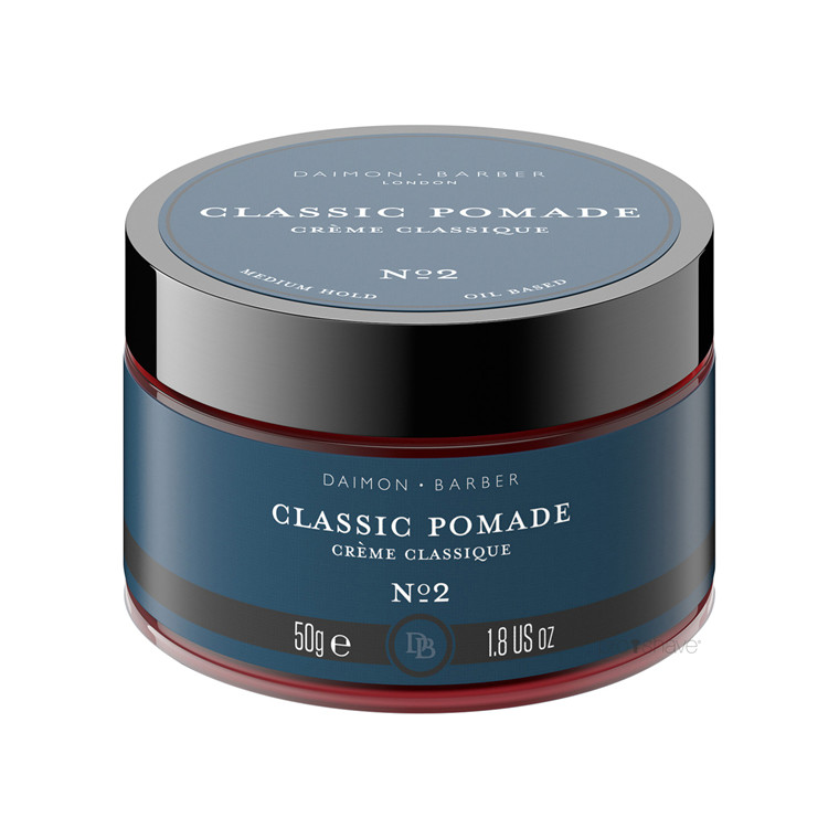 Daimon Barber Classic Pomade, No. 2, 50 gr.