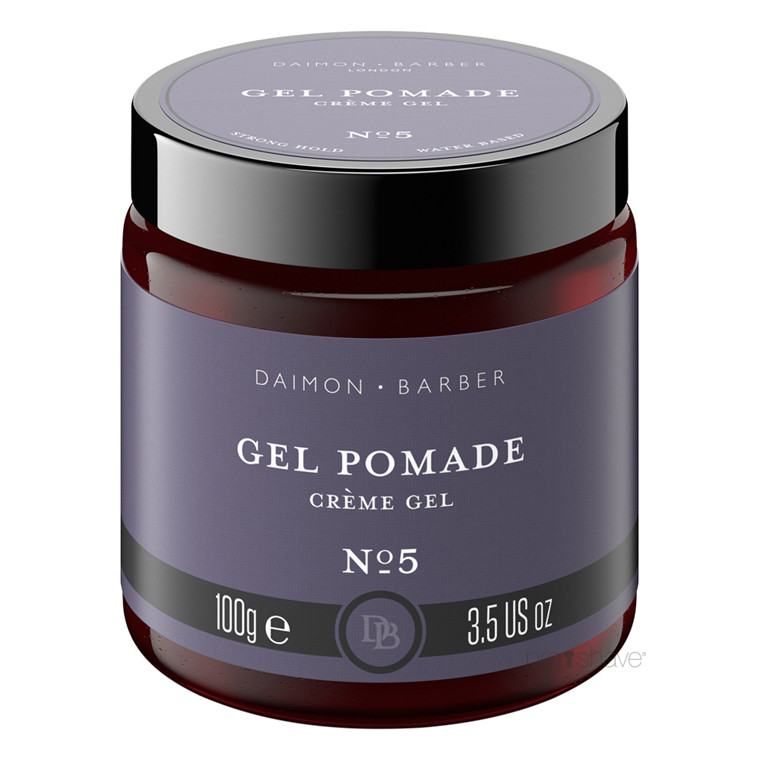 Daimon Barber Gel Pomade, No. 5, 100 gr.