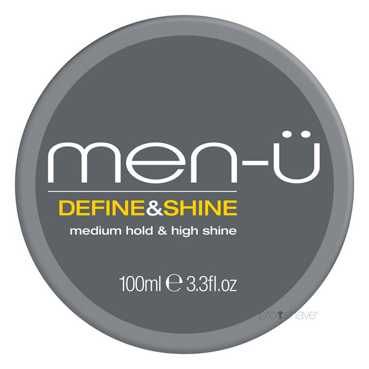 men-ü Define & Shine, 100 ml.