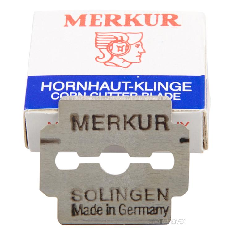 Merkur Blade til Fodhøvl, 10 stk.