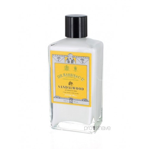 D.R. Harris Sandeltræ Aftershave Milk, 100 ml.