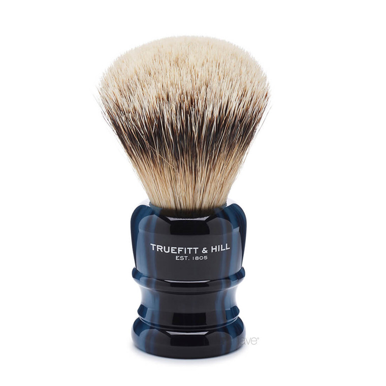 Truefitt & Hill Barberkost, Wellington, Super Badger, Faux Blue Opal