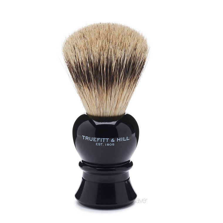 Truefitt & Hill Barberkost, Regency, Super Badger, Faux Ebony