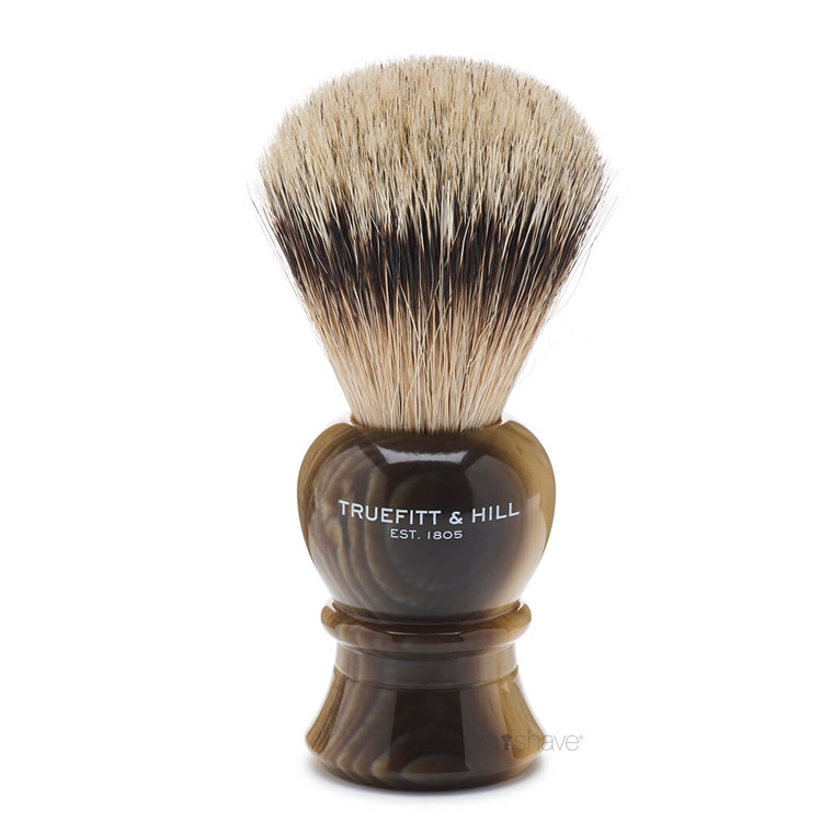 Truefitt & Hill Barberkost, Regency, Super Badger, Faux Horn