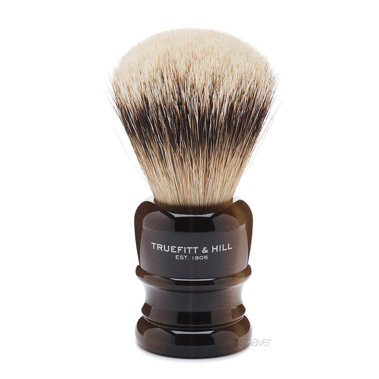 Truefitt & Hill Barberkost, Wellington, Super Badger, Faux Horn