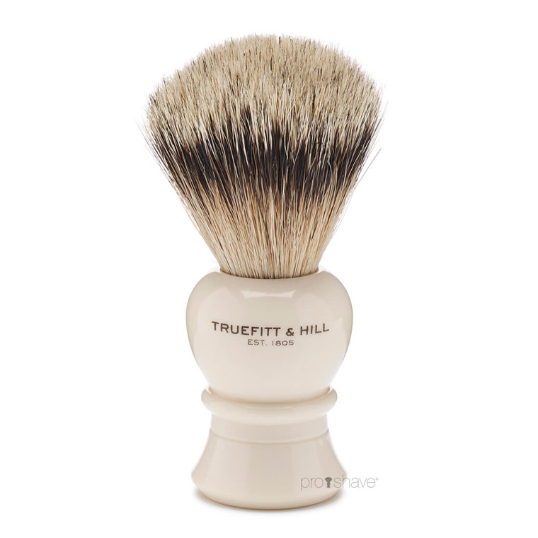 Truefitt & Hill Barberkost, Regency, Super Badger, Faux Ivory