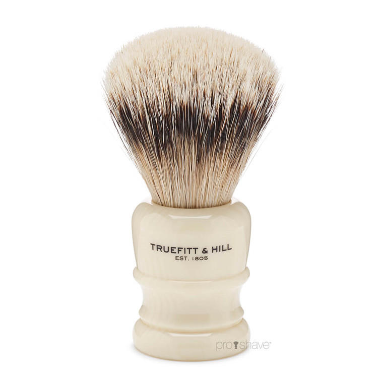 Truefitt & Hill Barberkost, Wellington, Super Badger, Faux Ivory
