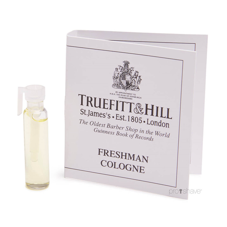 Truefitt & Hill Duftprøve Freshman