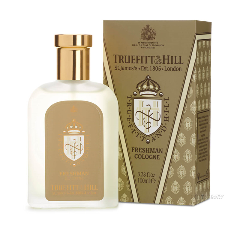 Truefitt & Hill Cologne, Freshman, 100 ml.