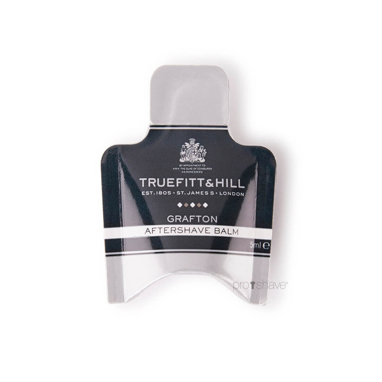 Truefitt & Hill Grafton Aftershave Balm Sample Pack