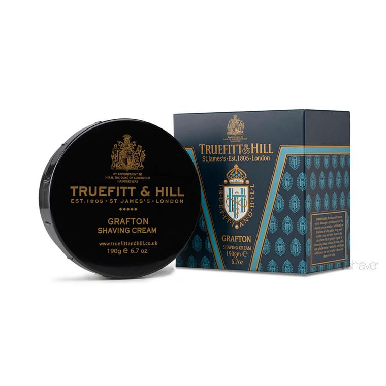 Truefitt & Hill Barbercreme, Grafton, 190 gr.
