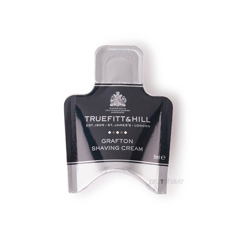 Truefitt & Hill Grafton Shaving Cream Sample Pack