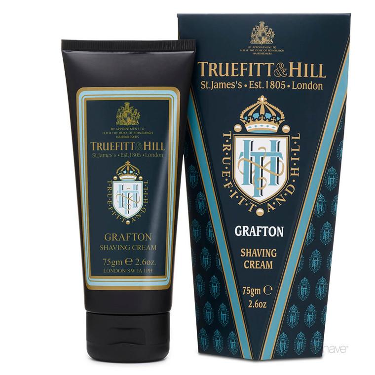 Truefitt & Hill Barbercreme, Grafton, 75 gr.