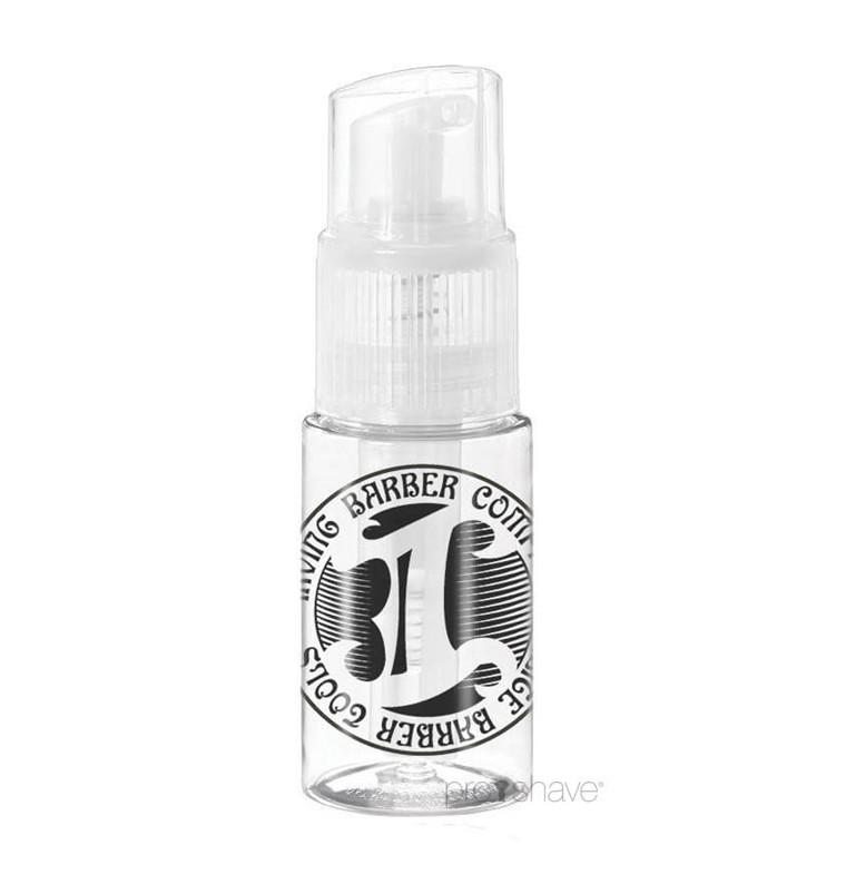 Irving Barber Company Powder Spray Ridged Top, Medium