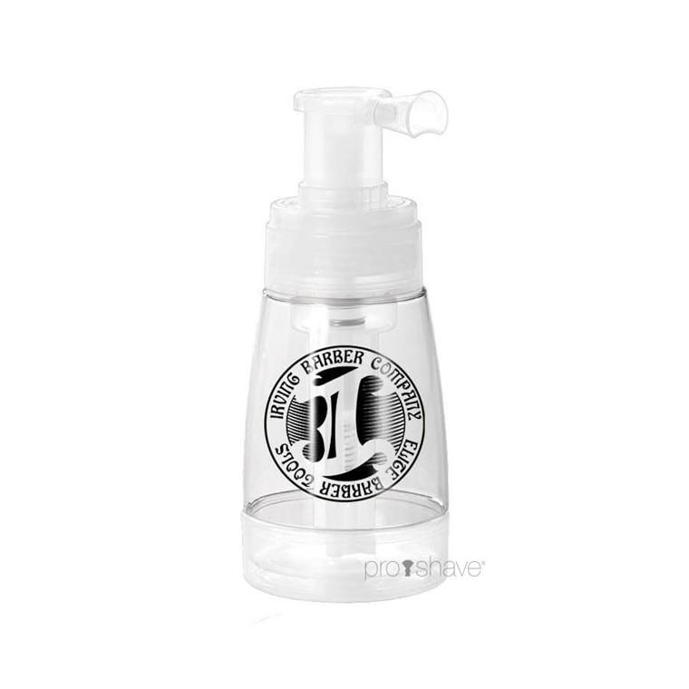 Irving Barber Company Powder Spray Bottle, Large
