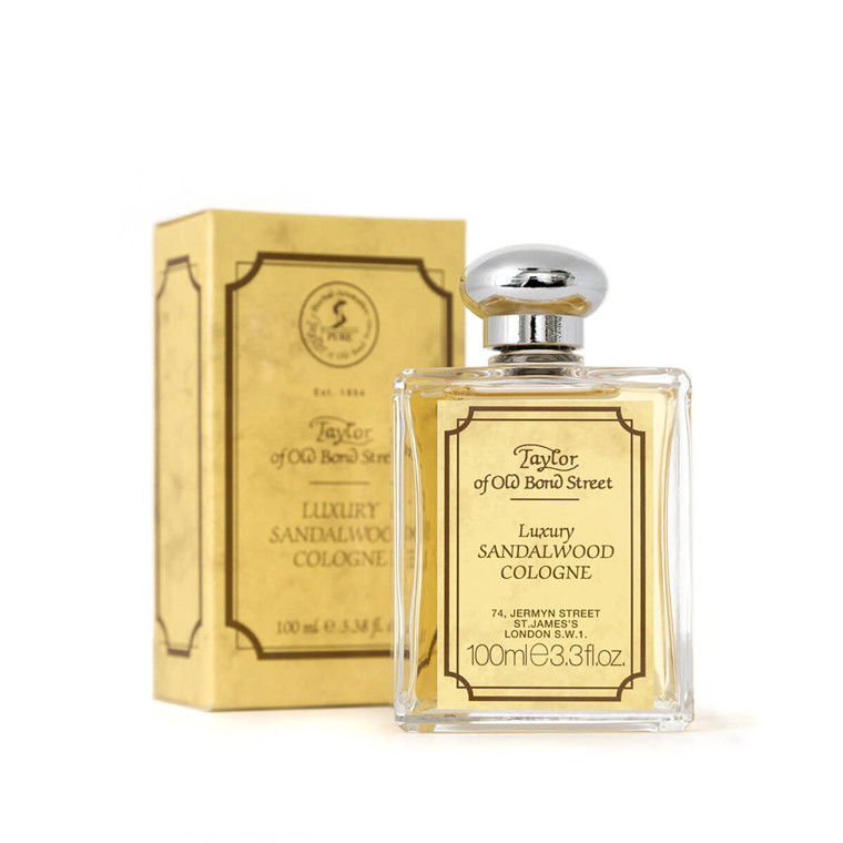 Taylor Of Old Bond Street Cologne, Sandeltræ, 100 ml.