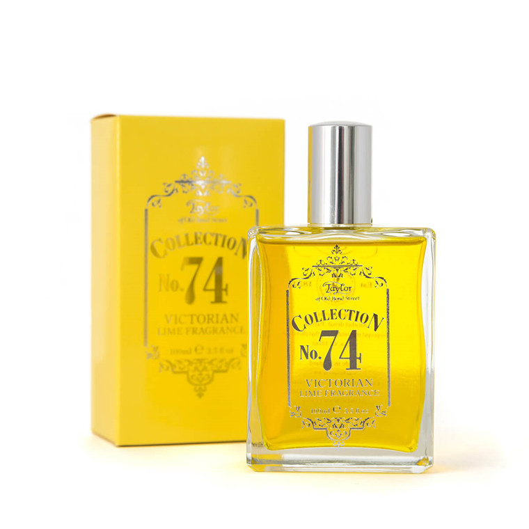 Taylor Of Old Bond Street No.74 Victorian Lime Fragrance, 100 ml.