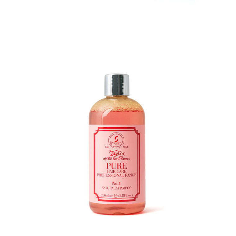 Taylor of Old Bond Street No.1 Natural Shampoo, 250 ml.