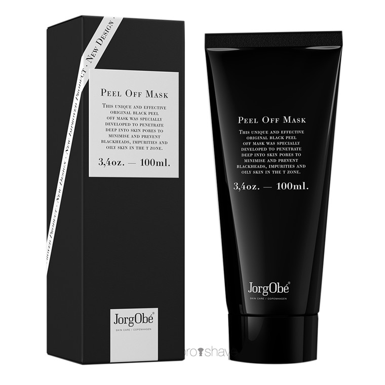 JorgObé The Original Black Peel Off Mask, 100 ml.