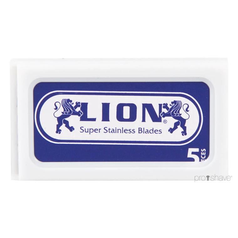 Derby Lion DE-Barberblade, 2x5 stk. (10 stk.)