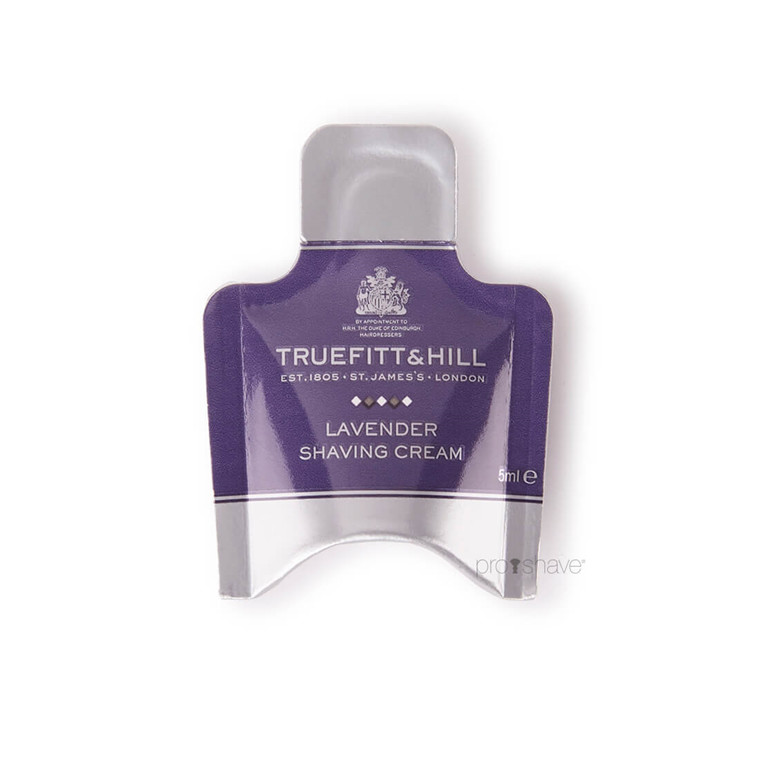Truefitt & Hill Lavender Shaving Cream Sample Pack