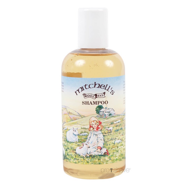Mitchell's Wool Fat Shampoo, 150 ml.
