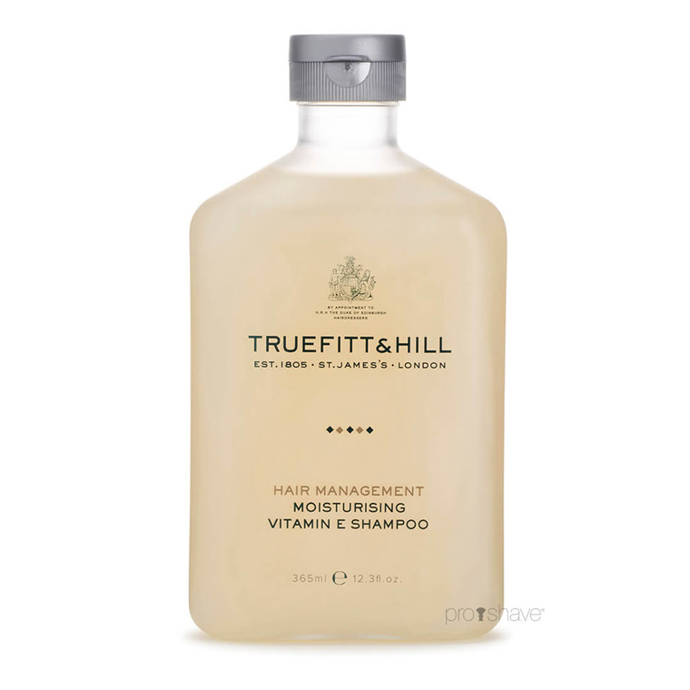 Truefitt & Hill Moisturizing Vitamin E Shampoo, 365 ml.