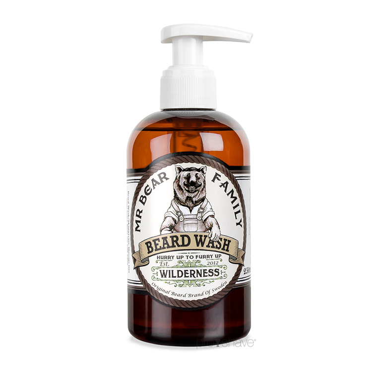 Mr. Bear Beard Wash Wilderness, 250 ml.