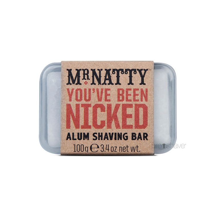 Mr Natty You've been nicked Alum Bar, 100 gr.