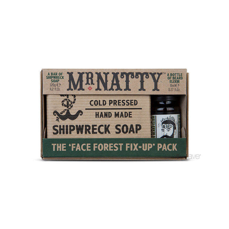 Mr Natty Face Forest Fix Up Pack