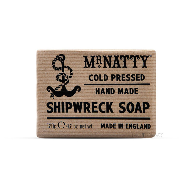 Mr Natty Shipwreck Soap, 100 gr.