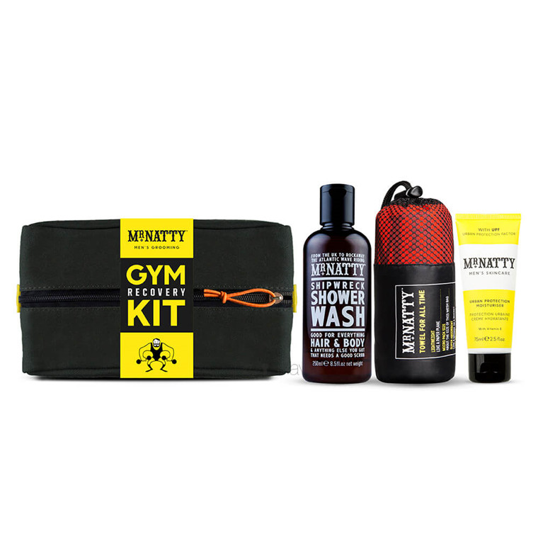 Mr Natty Strongman Gym Kit