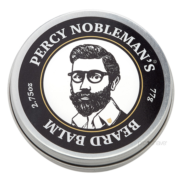 Percy Nobleman Beard Balm, 65 ml.